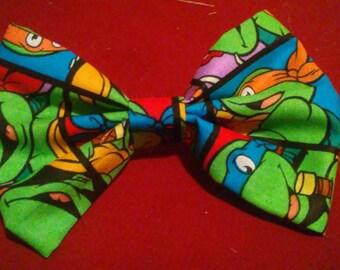 4 inch ninja turtle bow