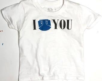 I cloth diaper you baby T-shirt