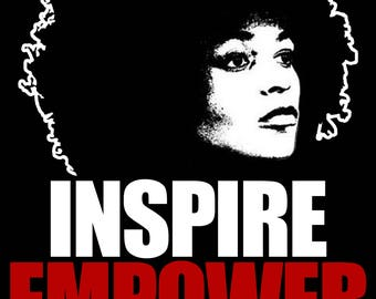 Inspire, Empower, Aspire - RED