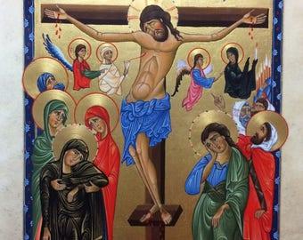 4.Crucifixion