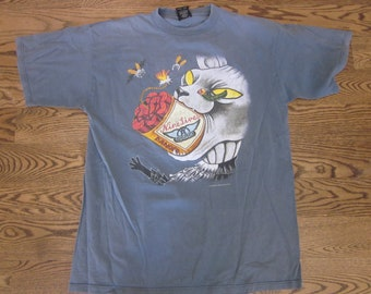 Aerosmith 1997 Nine Lives Tour T-Shirt