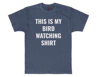 This Is My Bird Watching Shirt