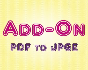Add-On -> PDF to JPGE