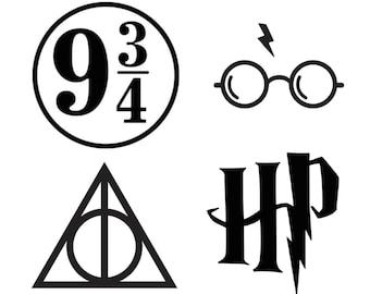 Harry Potter Vinyl Decals