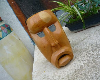 Wooden Mask #13