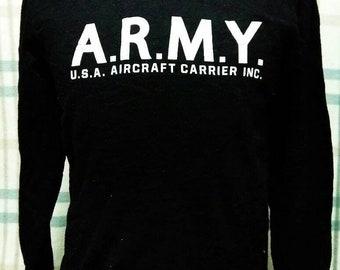 A.R.M.Y sweatshirt