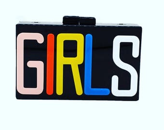 Girls clutch