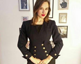 Vintage Rocco Baroque Jacket