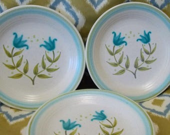 Franciscan Tulip Time Bread and Butter Plate