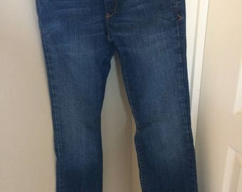Seven Jeans, Boot-Cut Size 26
