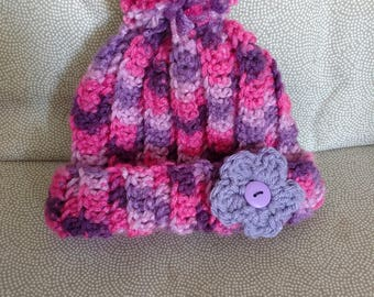 Baby hat 3-6 months