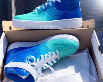 Custom Nike Airforce Ones