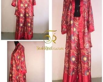 Phoenix Kimono set
