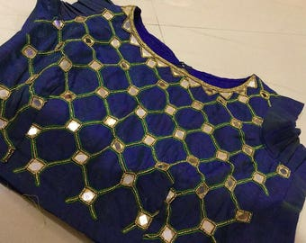 A3- Stiched Blouse