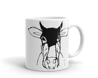 BadNimals: Cow, but BAD! (Mug)