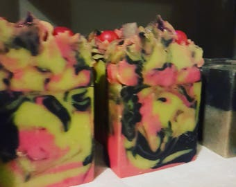 Sweet star anise cold process soap