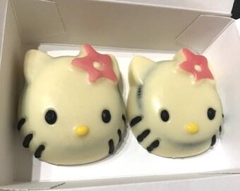 Box of Hello Kitty Chocolate Coated Oreos