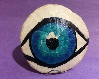 Sand Dollar Eye