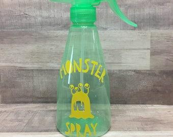 Monster Spray Bottle