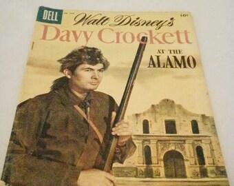 Davy Crockett #639 comic