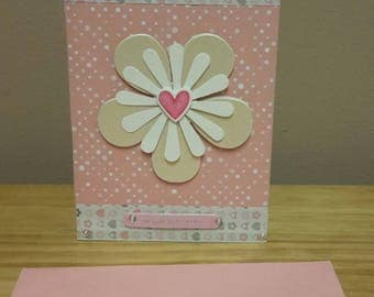 Beautiful handcrafted cards
