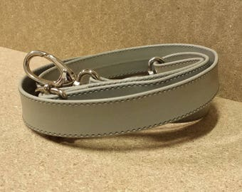Grey Adjustable shoulder strap