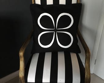 Large Double Petal Cushion Cover