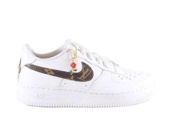 Nike Louis Vuitton LV Low Air Force 1 white sneaker