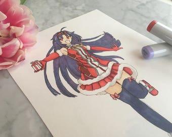 Fan Art Of Yuuki Konnon From Sword Art Online