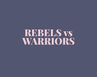 Rebels vs Warriors