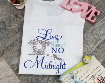 Cinderella inspired t shirt