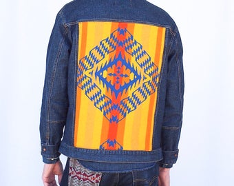 Native Sun Rare Pendleton Coat one of a kind