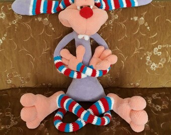Amigurumi Bunny