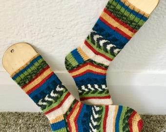 Knit Socks - ready to post