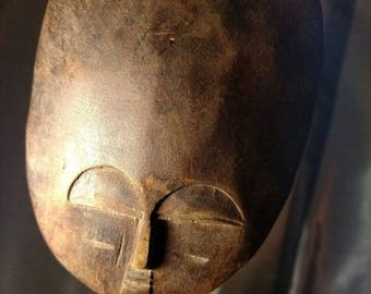 Flash Sale Estate African Wood Carved Tribal Statue Figure Doll Wooden Fertility Figure