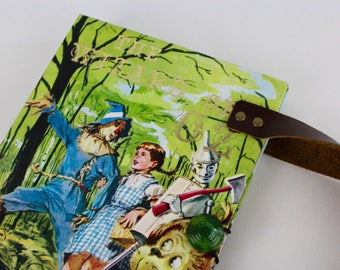 Book Purse - The Wizard of Oz- made from recycled vintage book by Rebound Designs