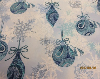 Winter Frost Ornaments and Snowflakes for Quilting Treasures