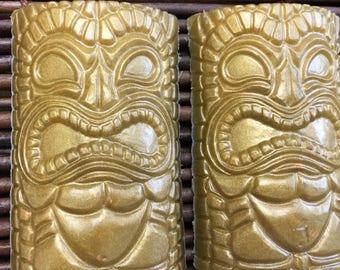 Hawaiian Soap, Tiki Soap, Polynesian Decor, Tropical Decor Soap, Vegan Soap,  Hawaiian Soap Vegan, Ocean Decor Soap,  Handmade Soap 2 Pack