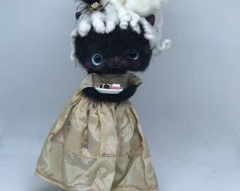 Marie Catoinette Ooak art doll