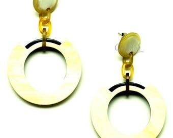Horn Earrings - Q13187