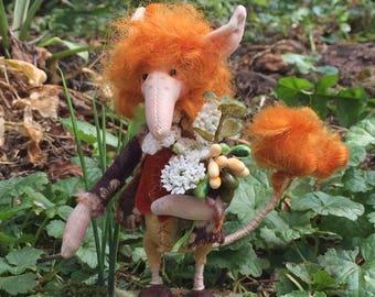 Mackenzie, A Fair Villager, faerie doll