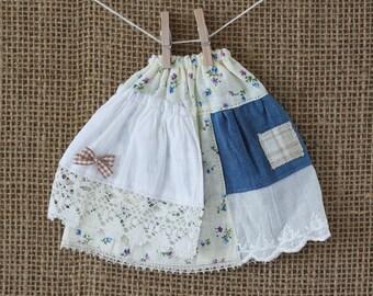Aquilegia Skirt for Blythe Doll