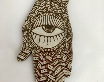 Evil Eye Hand #4