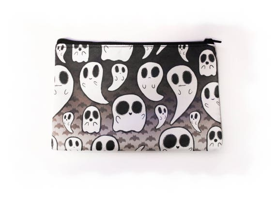 Ghosts Zipper Pouch
