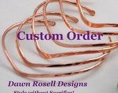 Mary Flanders Custom Order
