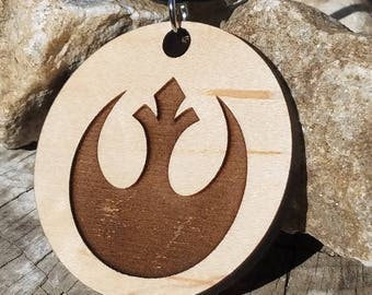 Star Wars Rebel inspired pendant Necklace