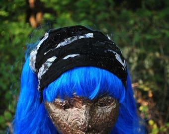 Festival Headband - Womens Headband - Dreadlocks Headband -Boho Headband - Hippie Headband- Gypsy Headband  - Women Hair Wrap - Dread Wrap