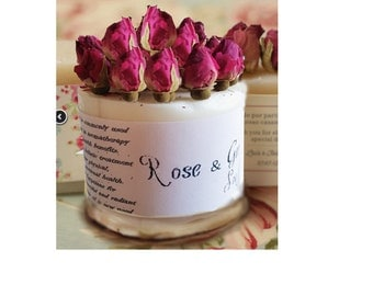 Rose Soap, Birthday Gift, Elegant Rose Soap, Thinking of You Gift | Friend Gift | Get Well Gift | Best Friend Gift |Gift For Her