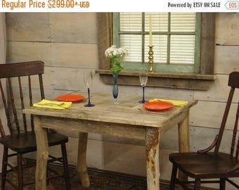 "Duff Sale Driftwood Dining Room Table (""36x27""x29""H)"