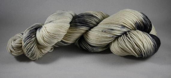 Ready to Ship - Printing Press Hand Dyed Sock Yarn - Superwash Worsted